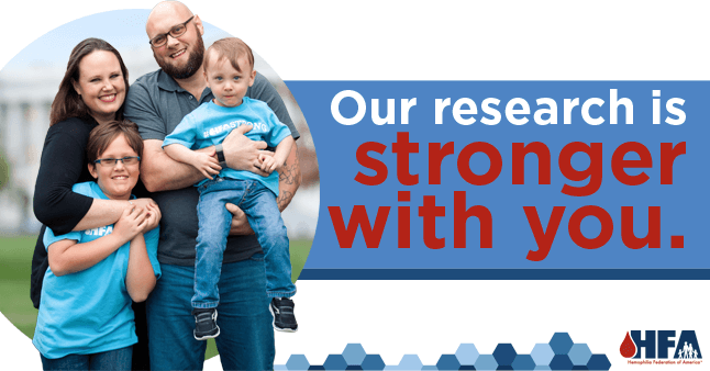 Our Research Is Stronger With You