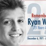 Ryan White_25th Anniversary