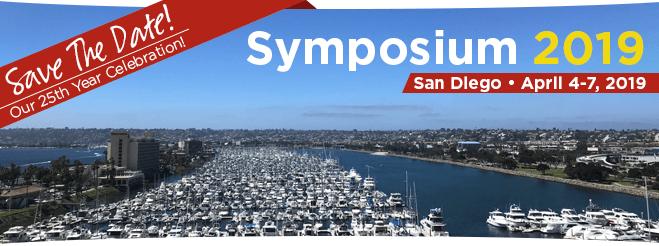 Symposium 2019 in San Diego, California!