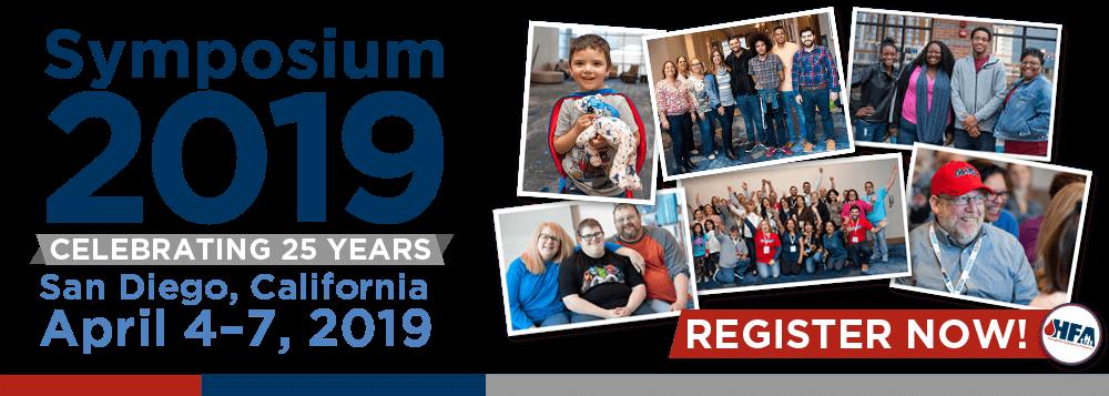 Symposium 2019 - Register Now!