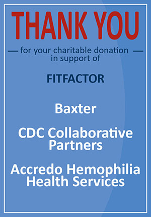 Thank You for supporting FitFactor