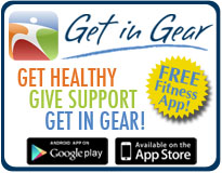 Get in Gear FREE Fitiness Mobile App